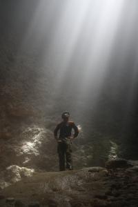 5. bermandikan cahaya